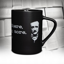 """Darkness there, and nothing more."" (Edgar A. Poe) 